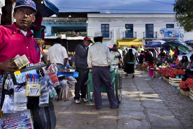 San Cristóbal de las Casas market